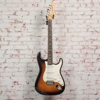 Fender 2015  American Special Stratocaster®, Rosewood Fingerboard, 2-Color Sunburst with Kinman Pickups x6948 (USED)