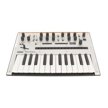 Korg Monologue Analog Keyboard Synthesizer, 25-Key, White x4632 (USED)