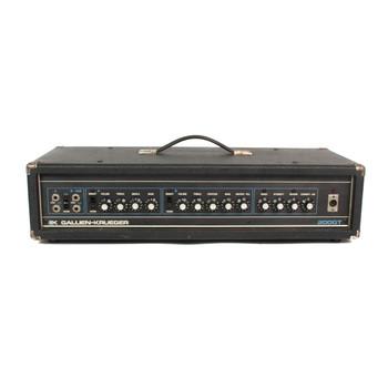 Gallien Krueger 200GT Guitar Head w/ Switch x3007 (USED)