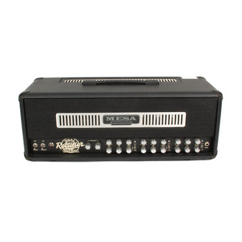 Mesa Dual Rectifier Solo Head w/Footswitch and Cover x1548 (USED)