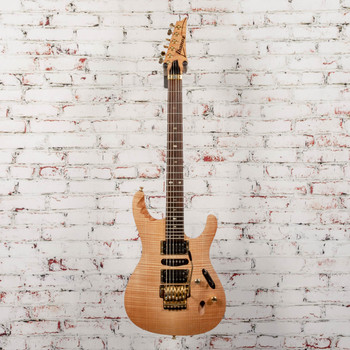 Ibanez 2012 EGEN8 Herman Li Signature Electric Guitar Platinum Blonde x3465 (USED)