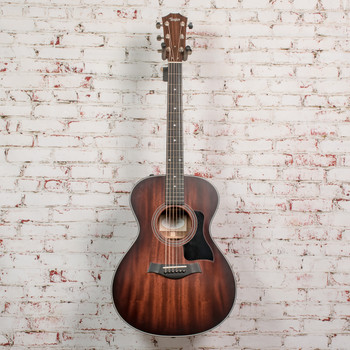 Taylor 2016 322e Acoustic Electric Guitar Shaded Edge Burst x6116 (USED)