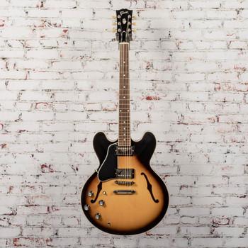 Gibson ES-335 (Left-handed) Vintage Burst x0339