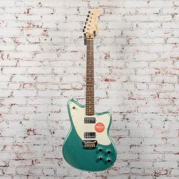 Squier Paranormal Toronado Electric Guitar Mystic Seafoam Green x9496