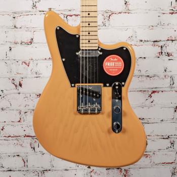 Squier Paranormal Offset Telecaster Electric Guitar Butterscotch Blonde x1647