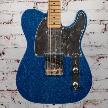 Fender J Mascis Telecaster MN Bottle Rocket Blue Flake w/ Bag x0831