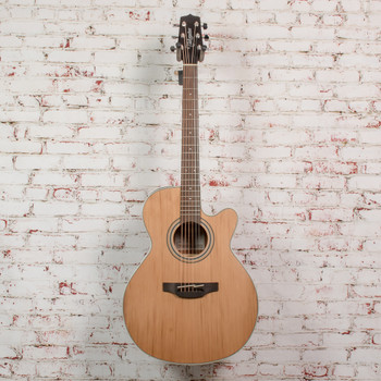 Takamine GN20CE Acoustic-Electric Guitar - Natural Satin x3363