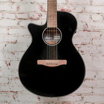 Ibanez AEG50L-BKH Lefty Acoustic-Electric, Black x0979 (USED)