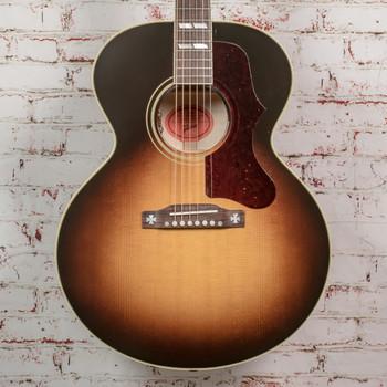 Gibson J-185 Original Acoustic Guitar Vintage Sunburst x1077