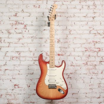 Fender 2006 50th Anniversary Strat Sienna Sunburst w/ OHSC x2974 (USED)