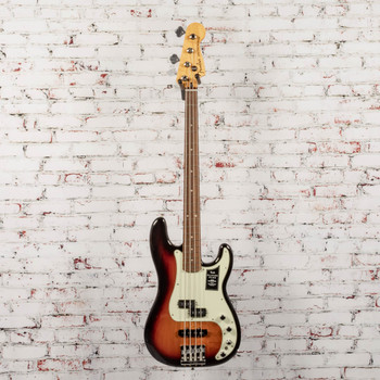 Fender Player Plus Active Precision Bass PF 3-Tone Sunburst x1045
