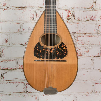 1914 Martin Style OO Mandolin Signed by Frank Henry Martin w/HSC (USED) x4211