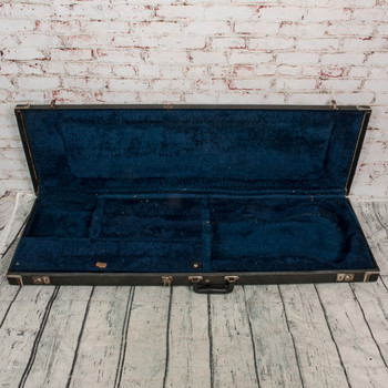 1970s Guild USA Bass Guitar Case for B-302 Style Bass (USED) x3297