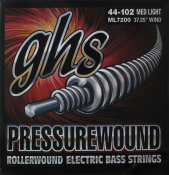GHS ML7200 BASS,PRESSW,STD LNG,MEDIUM LIGHT