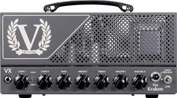 Victory VX The Kraken Compact Guitar Amplifier Head (50 Watts)
