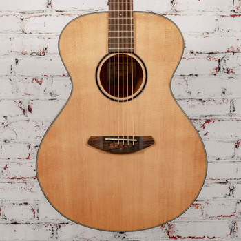 Breedlove B-Stock Discovery S Concert LH Sitka-African Mahogany Lefty x5882