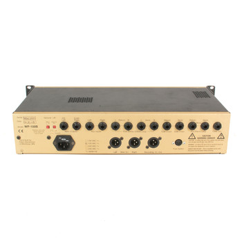 Eden WP-100B Navigator Bass Head w/ Footswitch xS089 (USED)