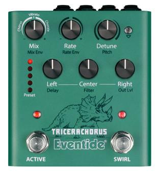 Eventide TriceraChorus Chorus Pedal