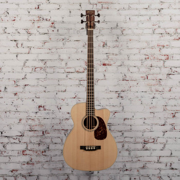 Martin BC-16E Rosewood Acoustic Electric Bass x7091