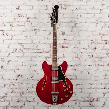 Gibson Custom 1964 Trini Lopez Standard Reissue VOS Sixties Cherry x1369