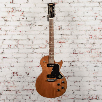 Gibson Les Paul Special Tribute P-90 Electric Guitar Natural Walnut x0388
