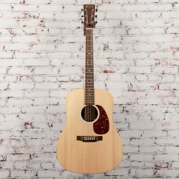 Martin D-X2E Acoustic Electric Guitar Rosewood - Natural x7074