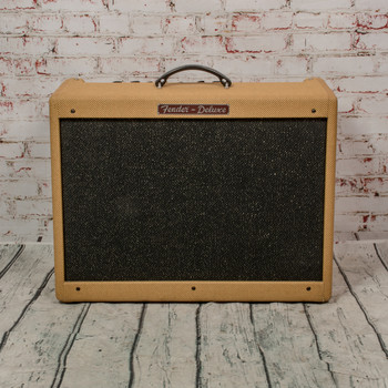 Fender Hot Rod DLX IV Tweed Tube Combo w/ Cover x4839 (USED)