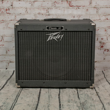 Peavey Classic 30 112 Guitar Combo Amplifier x8319 (USED)