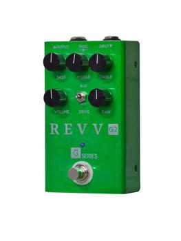 REVV G2 Overdrive Pedal - Green