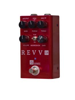 REVV G4 Fat Amp Distortion Pedal