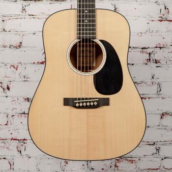 Martin D Jr-10 Acoustic Guitar Natural Spruce x7574