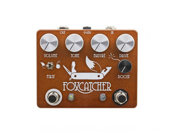 Coppersound Foxcatcher Overdrive Pedal