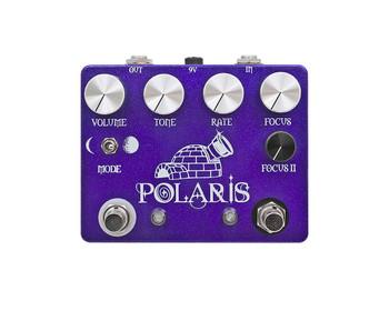 Coppersound Polaris Analog Chorus & Vibrato Pedal