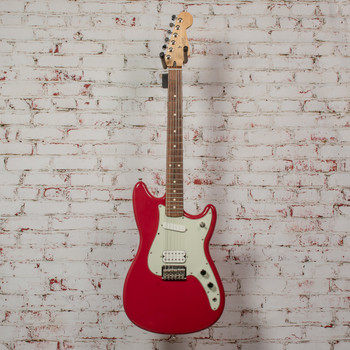 Fender 2018 Player Duo Sonic Torino Red x7253 (USED)