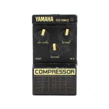 1980s Yamaha CO-10MII Compressor Pedal x4052 (USED)