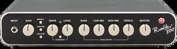Fender B-Stock Rumble 800 HD Bass Amplifier Head ICTD21433897