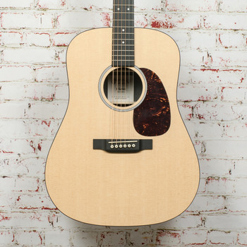 Martin D-X1E Acoustic Electric Guitar - Natural Spruce x0546