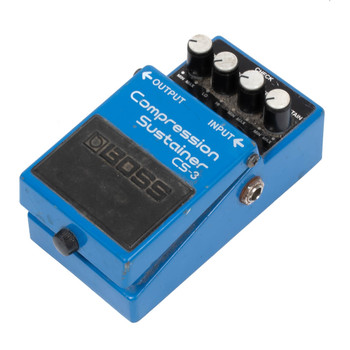 Boss CS-3 Compressor Sustainer Pedal x9572 (USED)