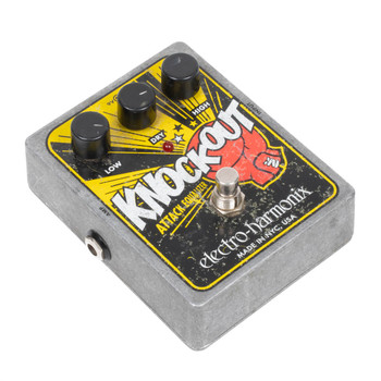 Electro-Harmonix Knockout Attack EQ Pedal x4065  (USED)