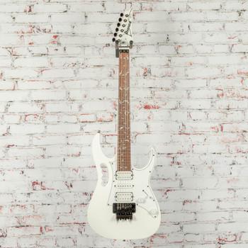 Ibanez JEMJR Steve Vai  Signature Electric Guitar White x6811