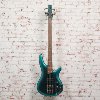 Ibanez Standard SR300E Bass Guitar Cerulean Aura Burst x1196