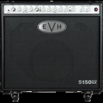 EVH 5150III 50W 6L6 112 Combo Guitar Amplifier, Black
