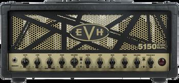 EVH 5150III® 50W EL34 50-watt Guitar Amplifier Head, Black