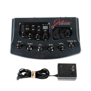 Johnson J-Station Multi-Effects Guitar Amp Modeling Processor (USED) x1644