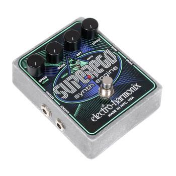 Electro-Harmonix Superego Synth Engine Pedal x4301 (USED)