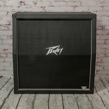 Peavey USA 430A Slant 4x12 Guitar Cab 16Ω x6703 (USED)