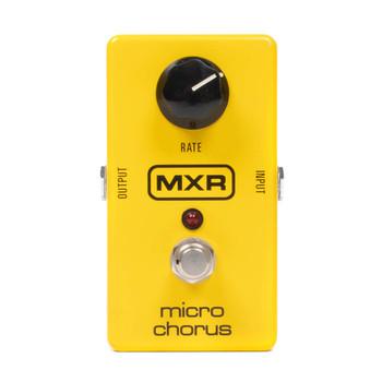 MXR Micro Chorus Pedal x4456 (USED)
