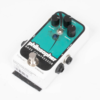 Pigtronix Philosopher Bass Compressor Pedal x4441 (USED)