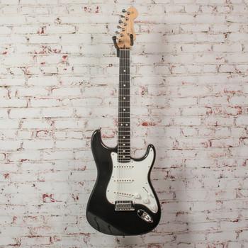 Fender 2000 American Standard Strat Electric Guitar Black w/ OHSC x5102 (USED)