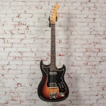 Hagstrom II Electric Guitar with Gotoh Mini Humbuckers x3808 (USED)